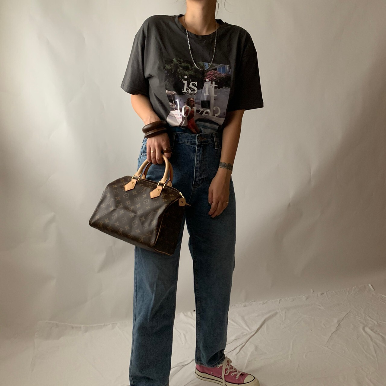 【asyu】love t shirt