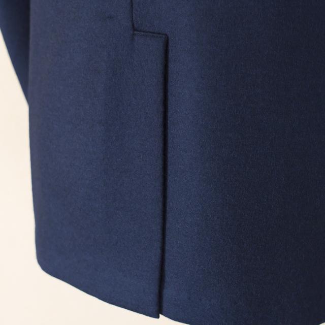 ARBRE アルブル 圧縮ウール3ボタン段返りジャケット【メンズ】