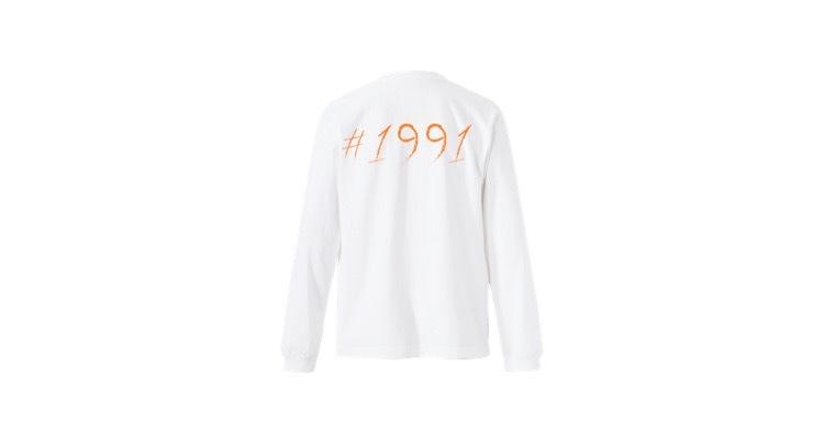 1991 pop long T-shirts (OR)