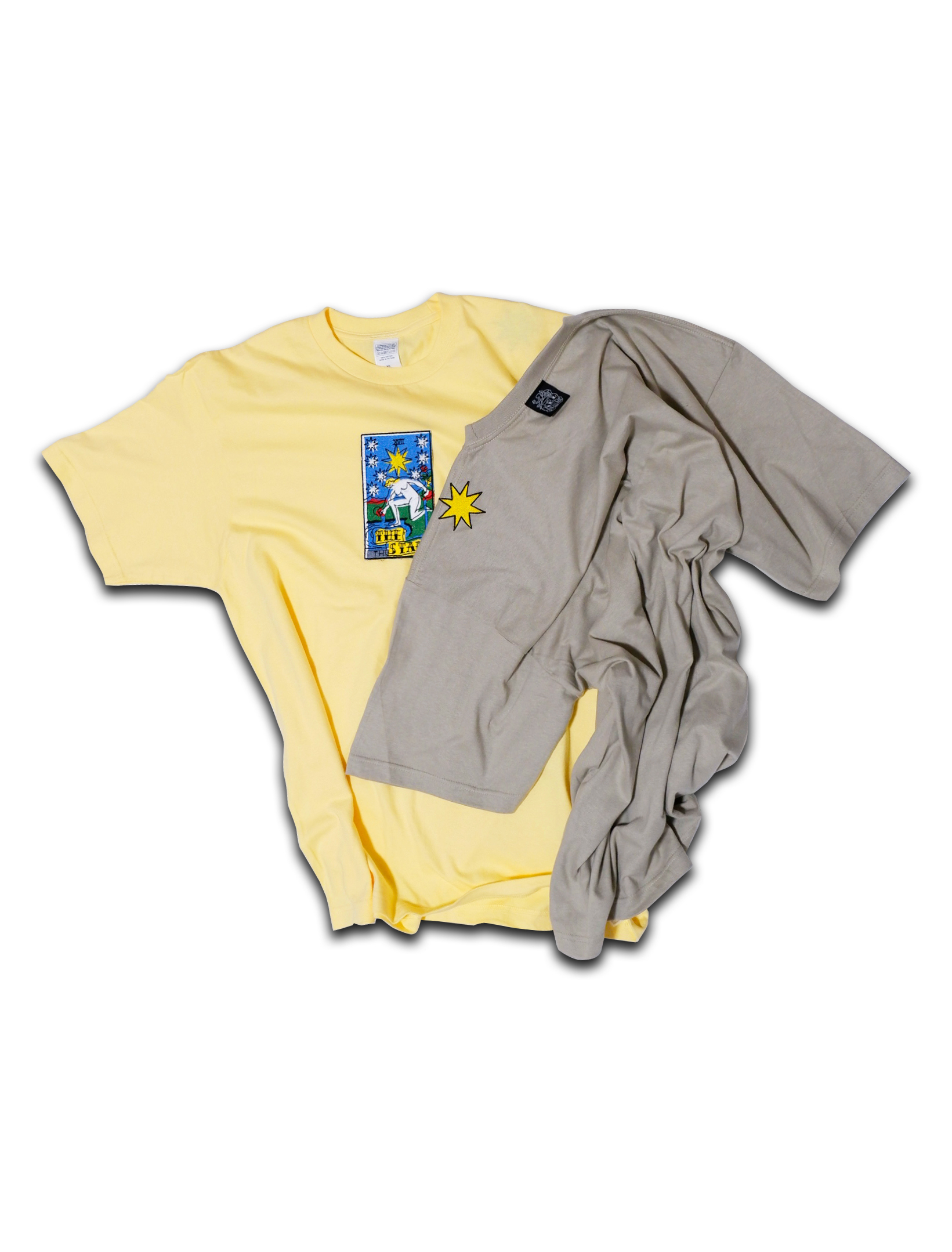 17.THE STAR PATCH TEE