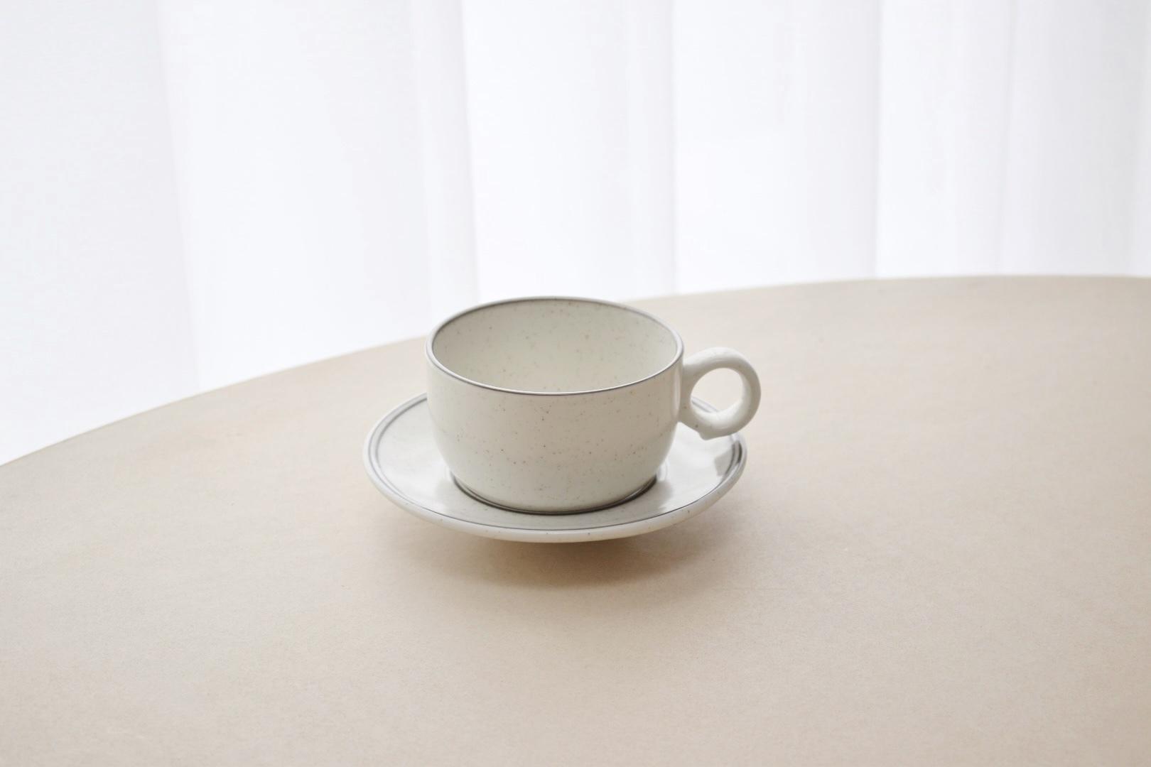 arabia Birka coffee c&s(Stig Lindberg)