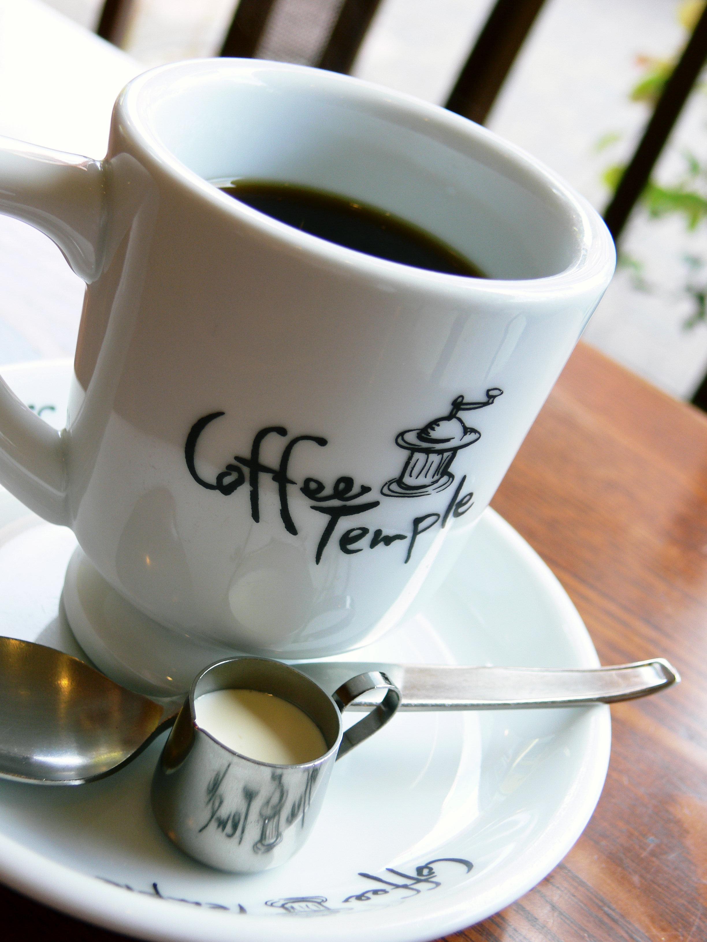 オリジナル コーヒーカップ&ソーサーset