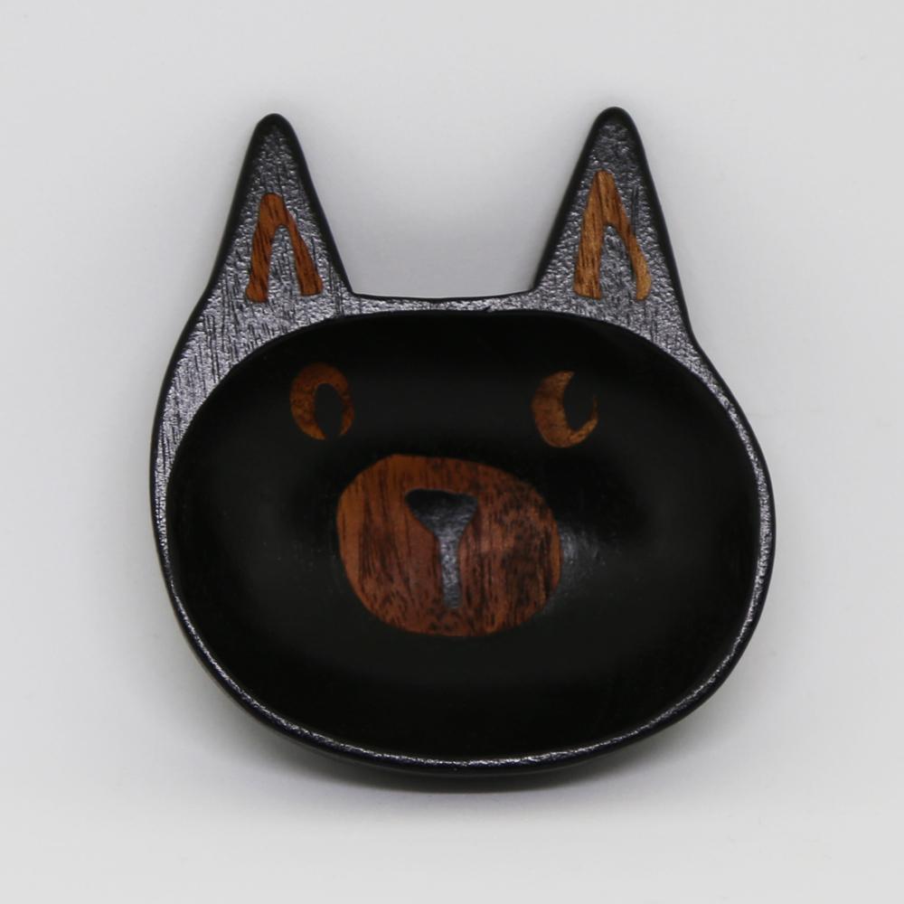 猫皿(チャ―ピーキャット豆皿)