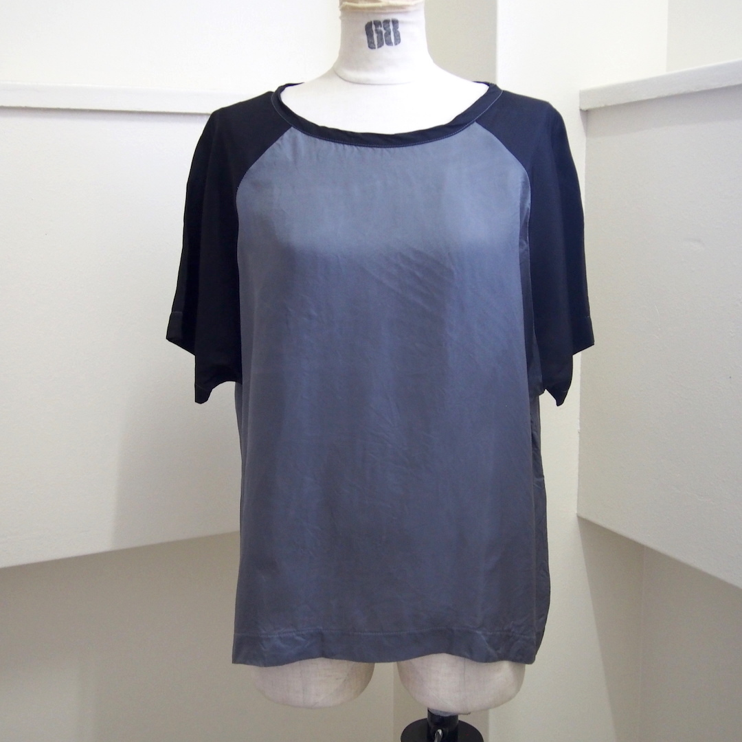 【ethical hippi】wide t-shirt / 【エシカル ヒッピ】ワイド Tシャツ