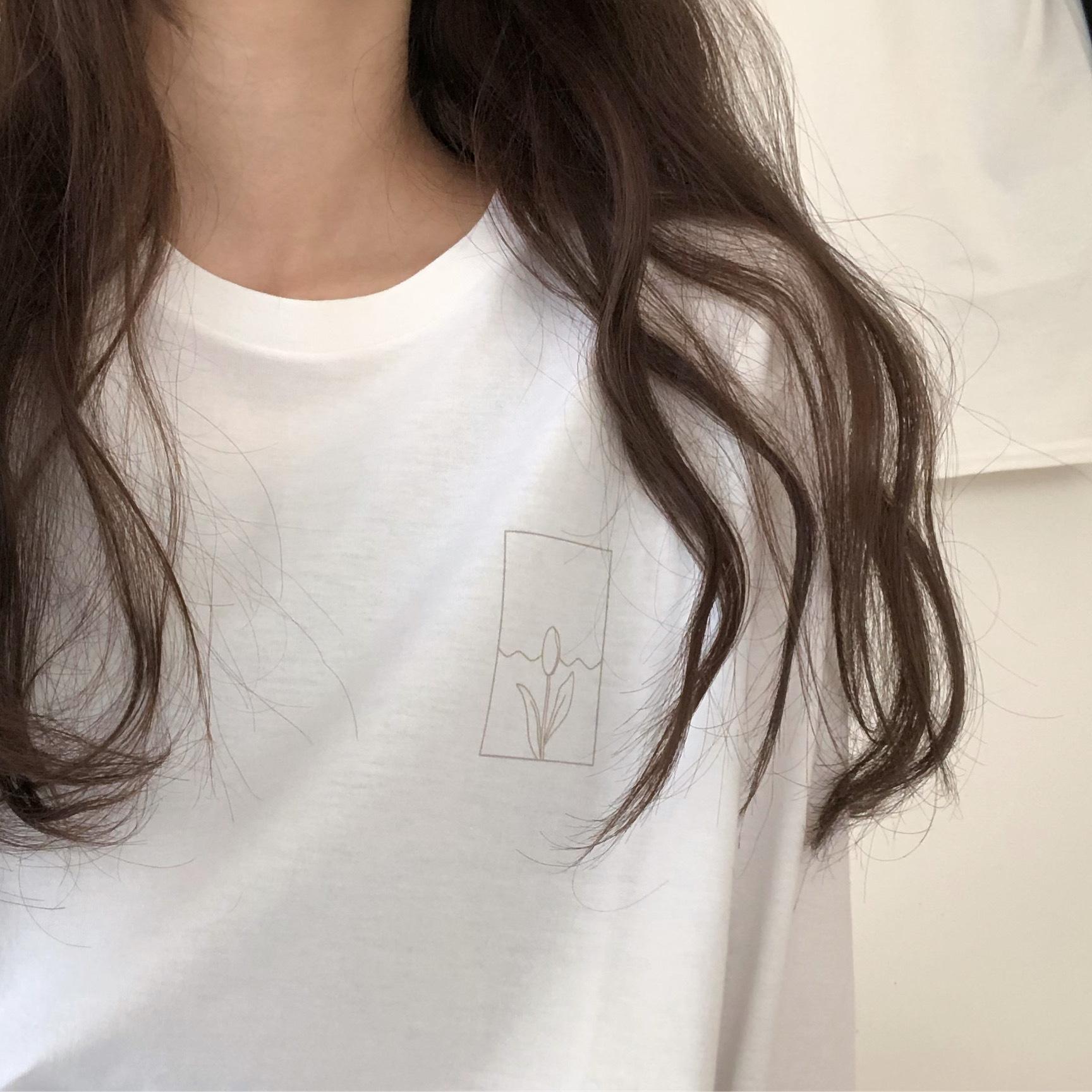 tulip(long sleeve shirt)