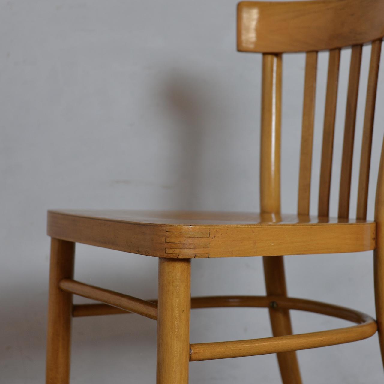 Kitchen Chair / キッチンチェア【B】〈ベントウッドチェア・ダイニングチェア〉SB2008-0008