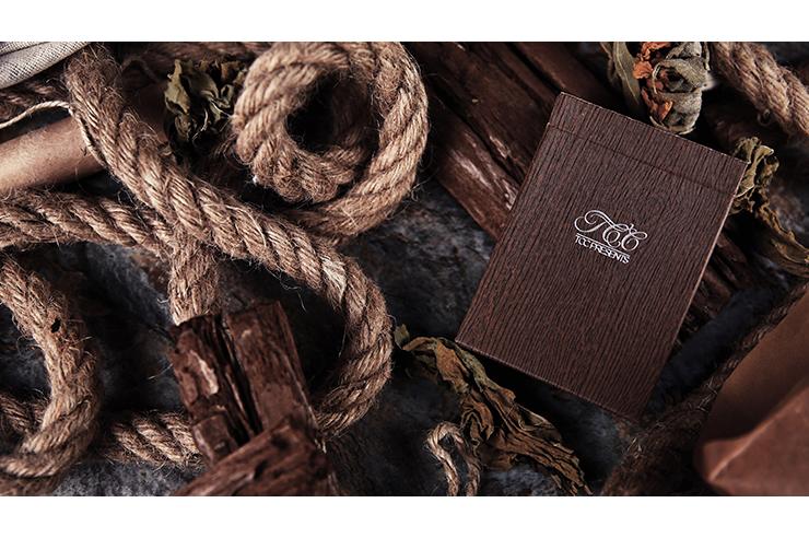 木製カードトレーナー by TCC