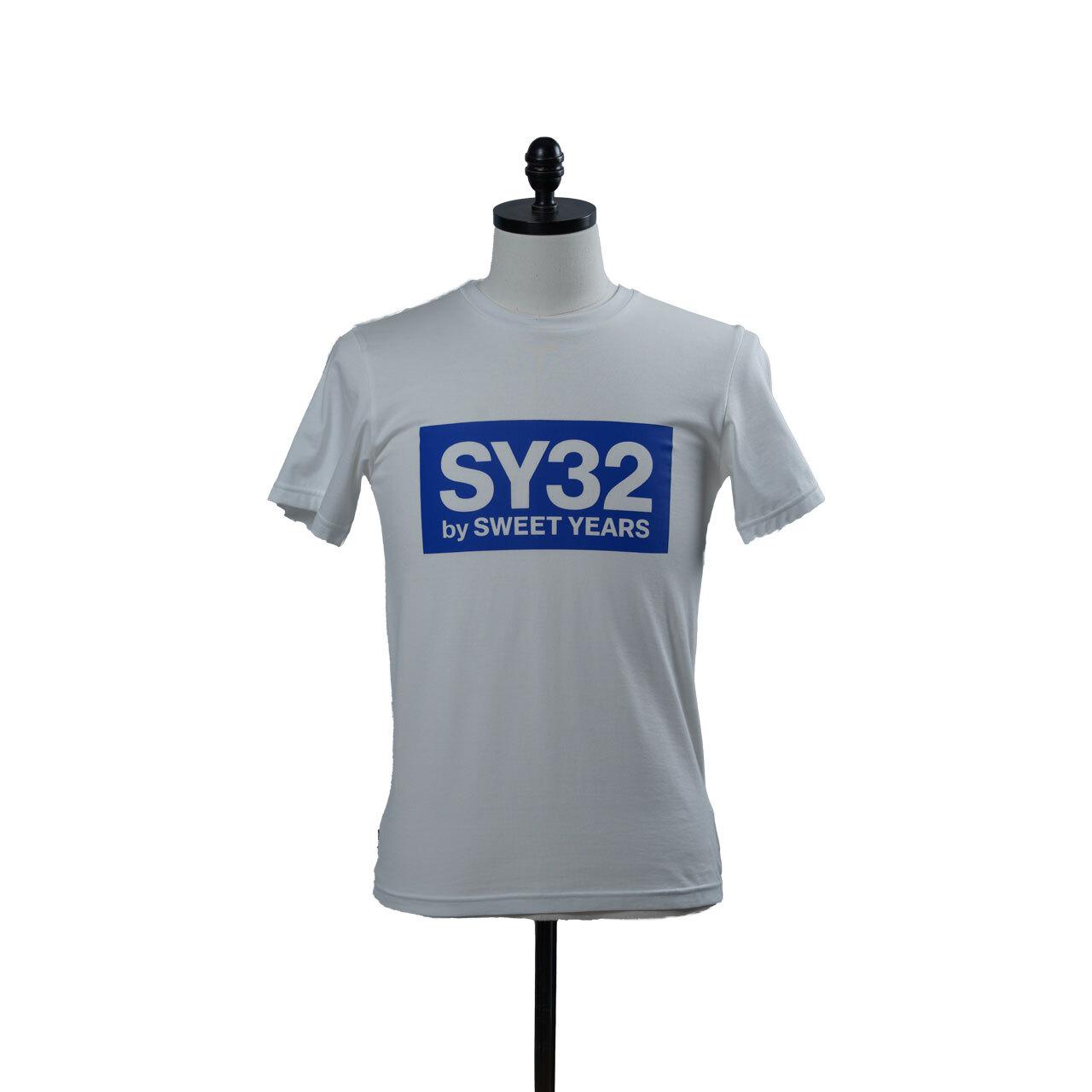 SY32 COLOR BOX LOGO TEE(9023)