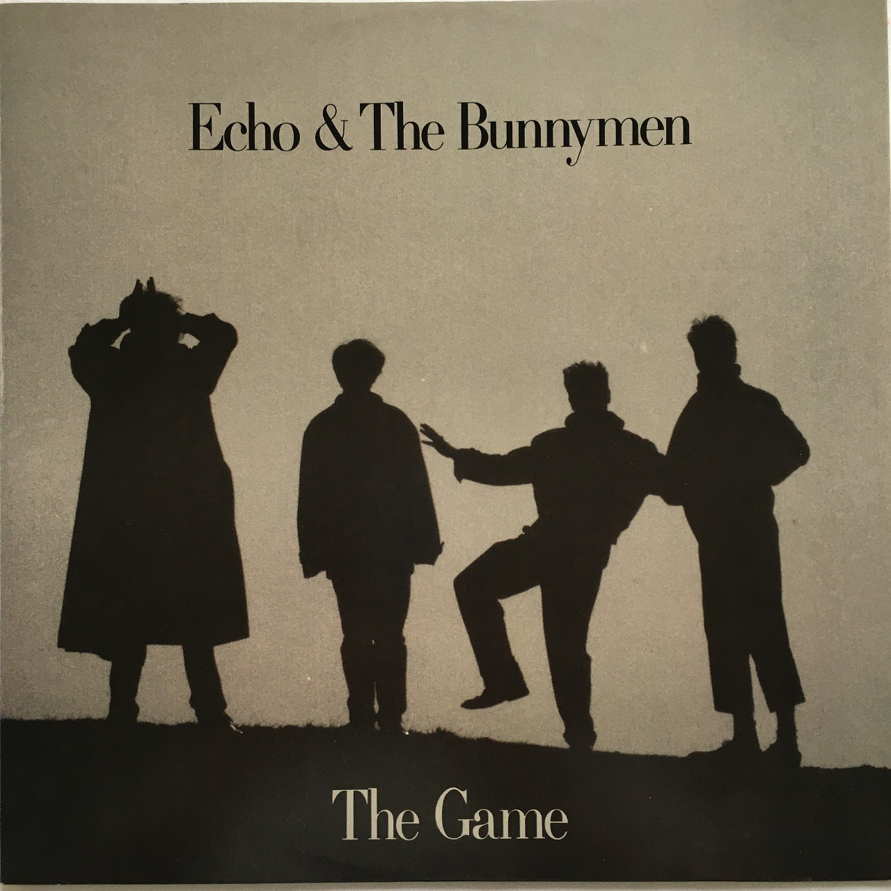 【12inch・英盤】Echo & The Bunnymen / The Game