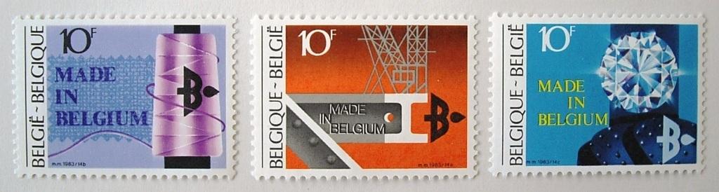 輸出産業 / ベルギー 1983