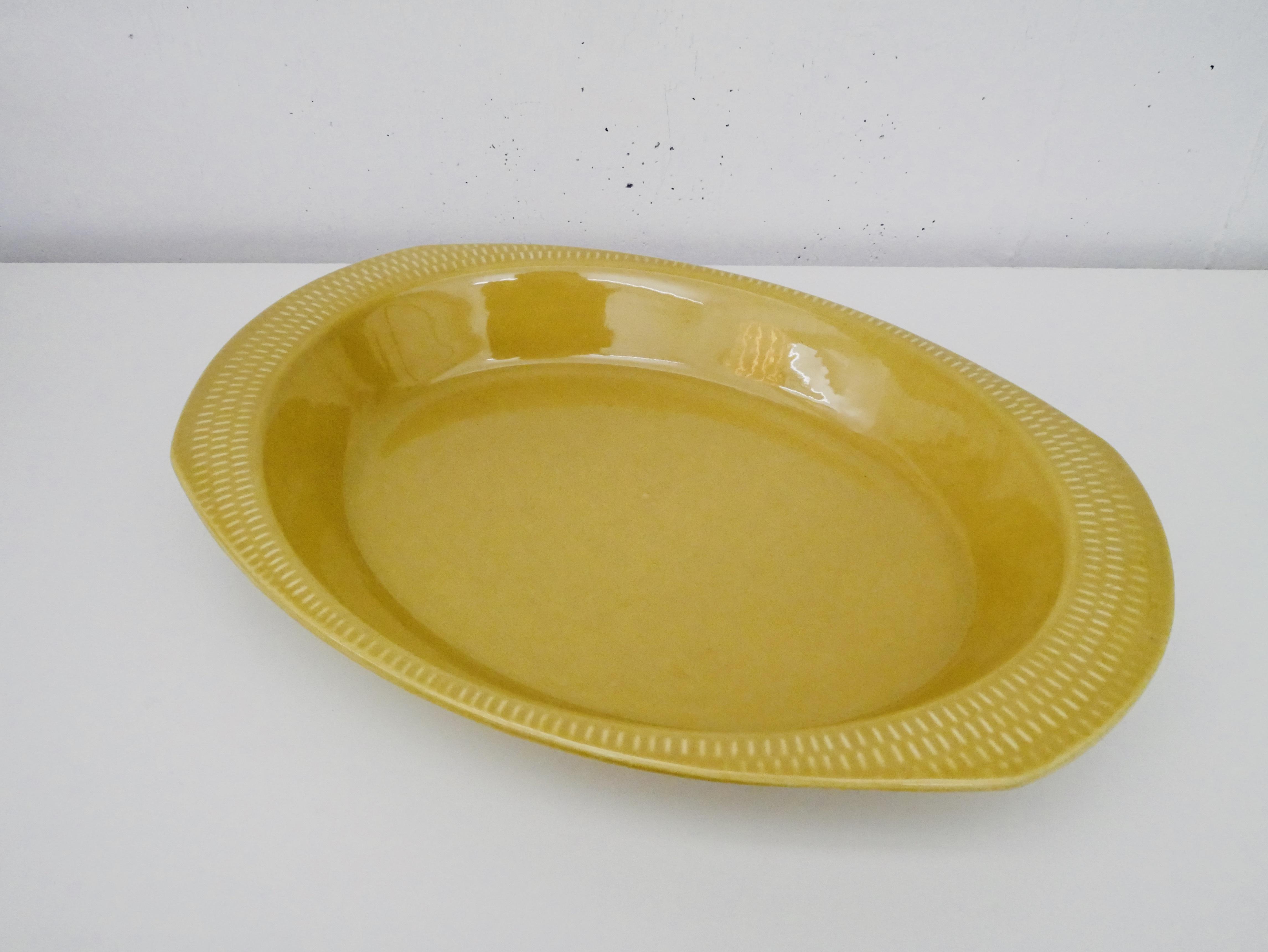 STAVANGERFLINT (スタヴァンゲルフリント)・Brunette(ブリュネット)  グラタン皿