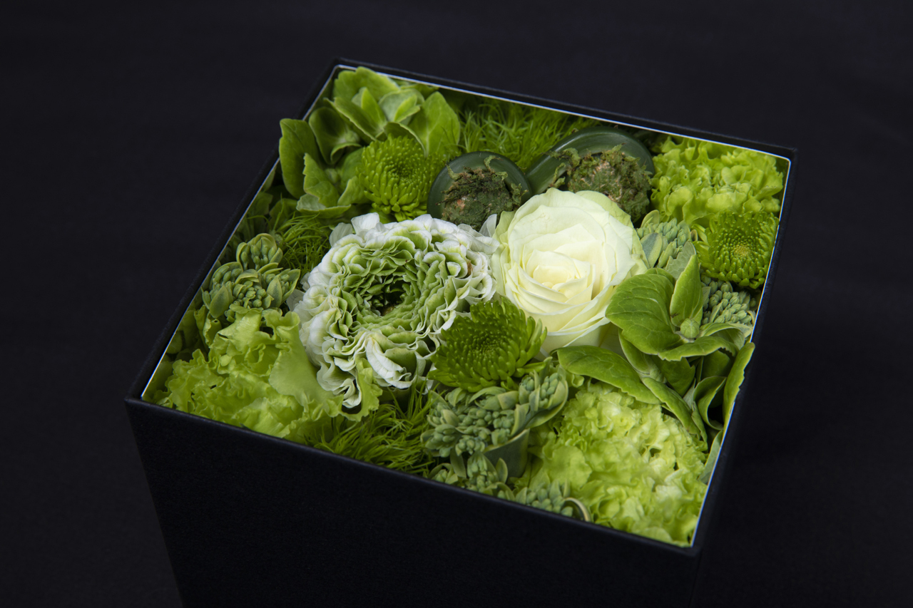 Fresh Flower Box 【Size S】全6色