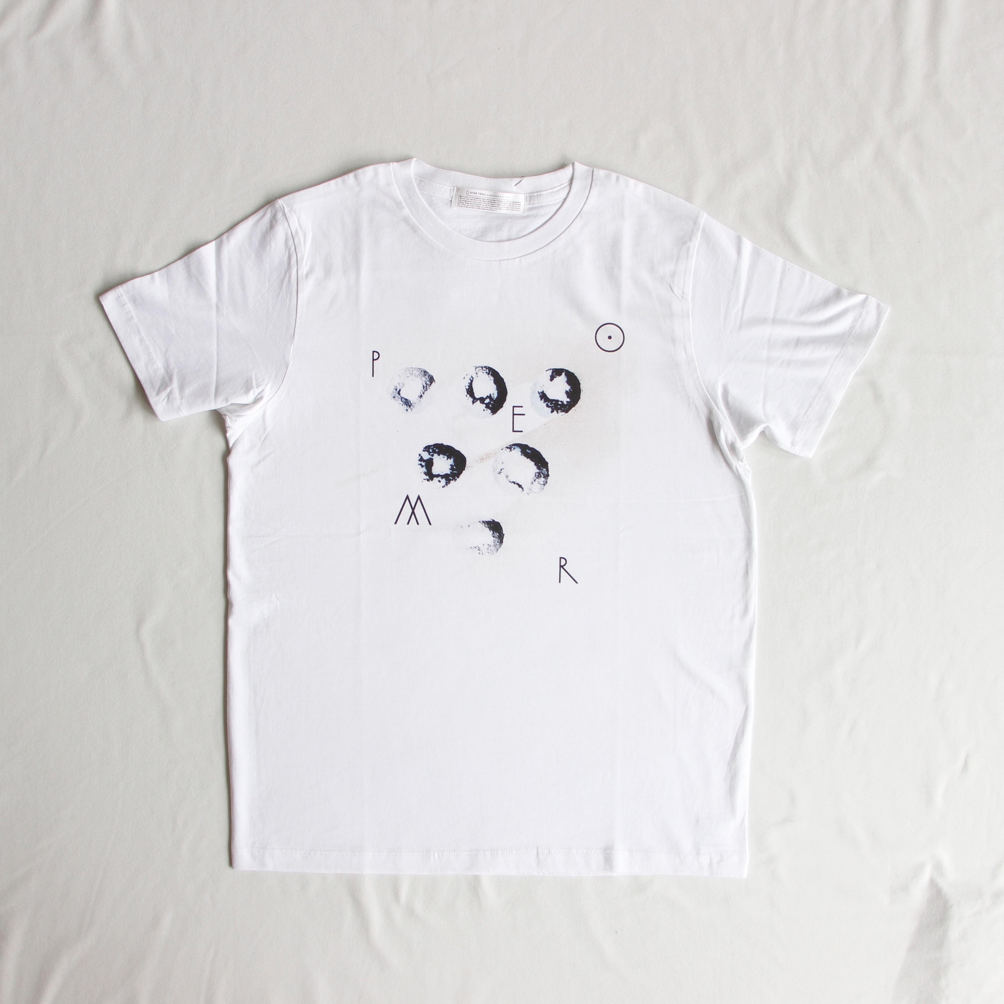 《WONDER FULL LIFE 》STAR TRAIL T-SHIRTS / CIRCLE / M(大人)