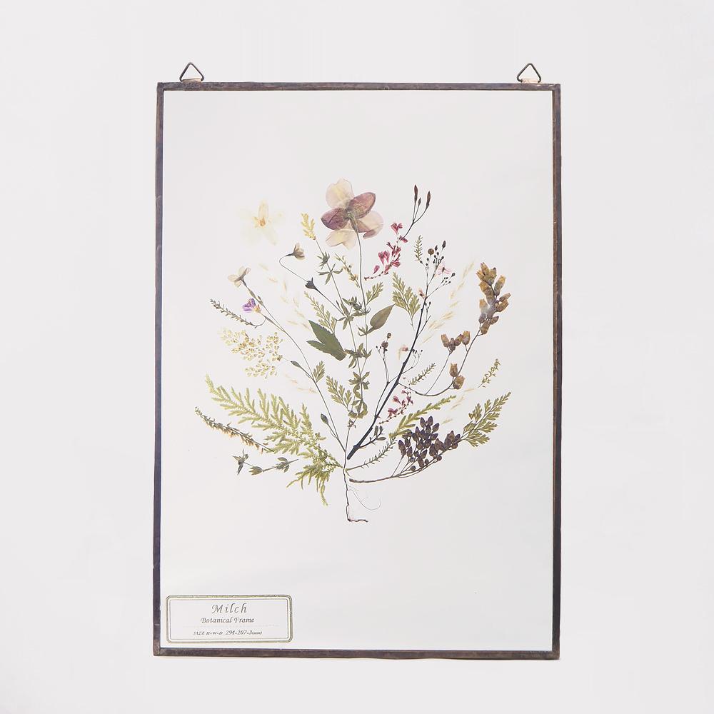 Botanical Frame L23 - Gold
