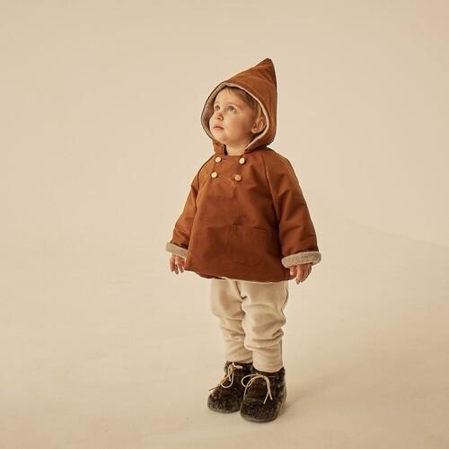 eLfinFolk エルフィンフォルク elf coat size:90・100