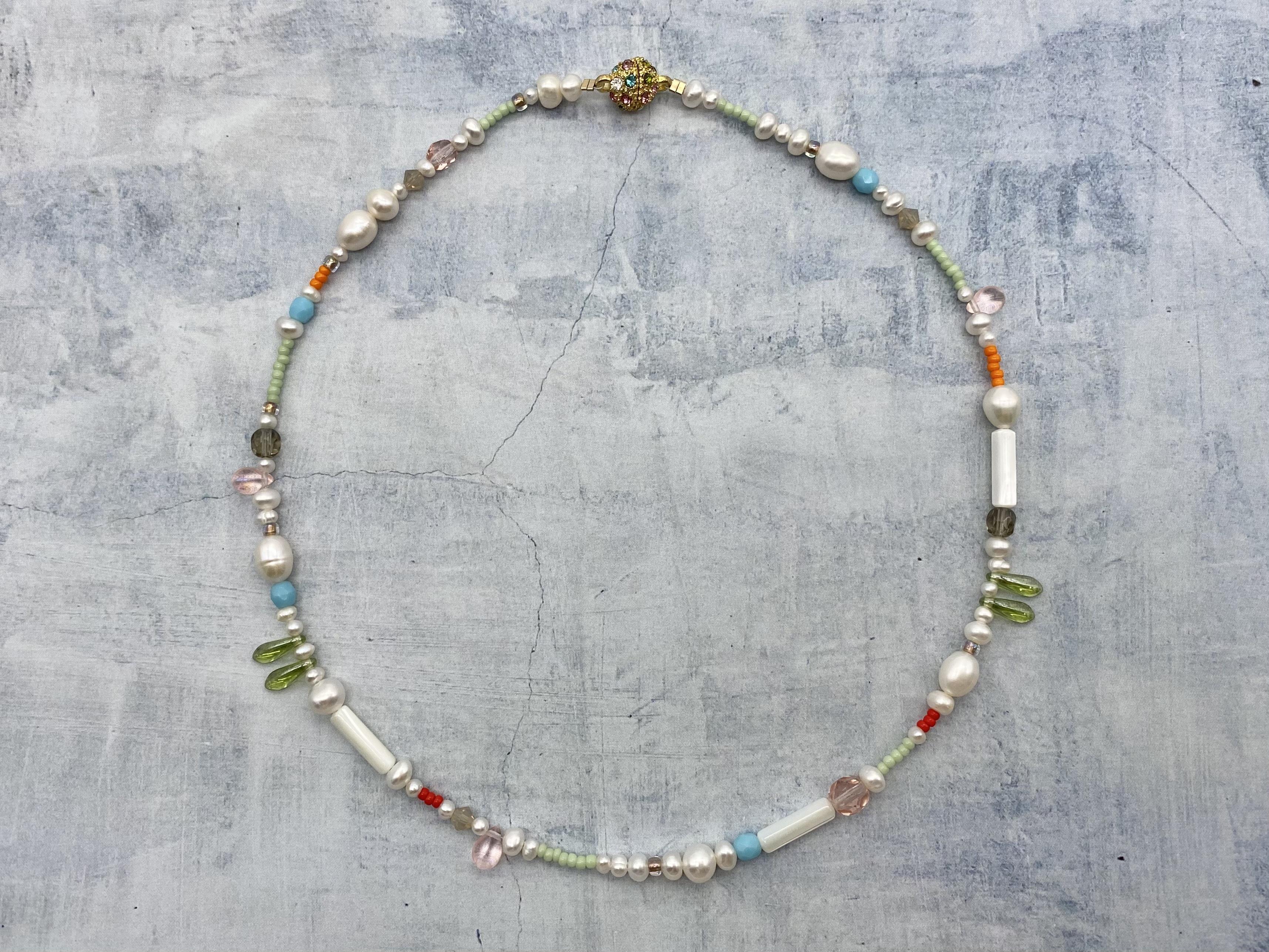 Utopia necklace ー J01 ー