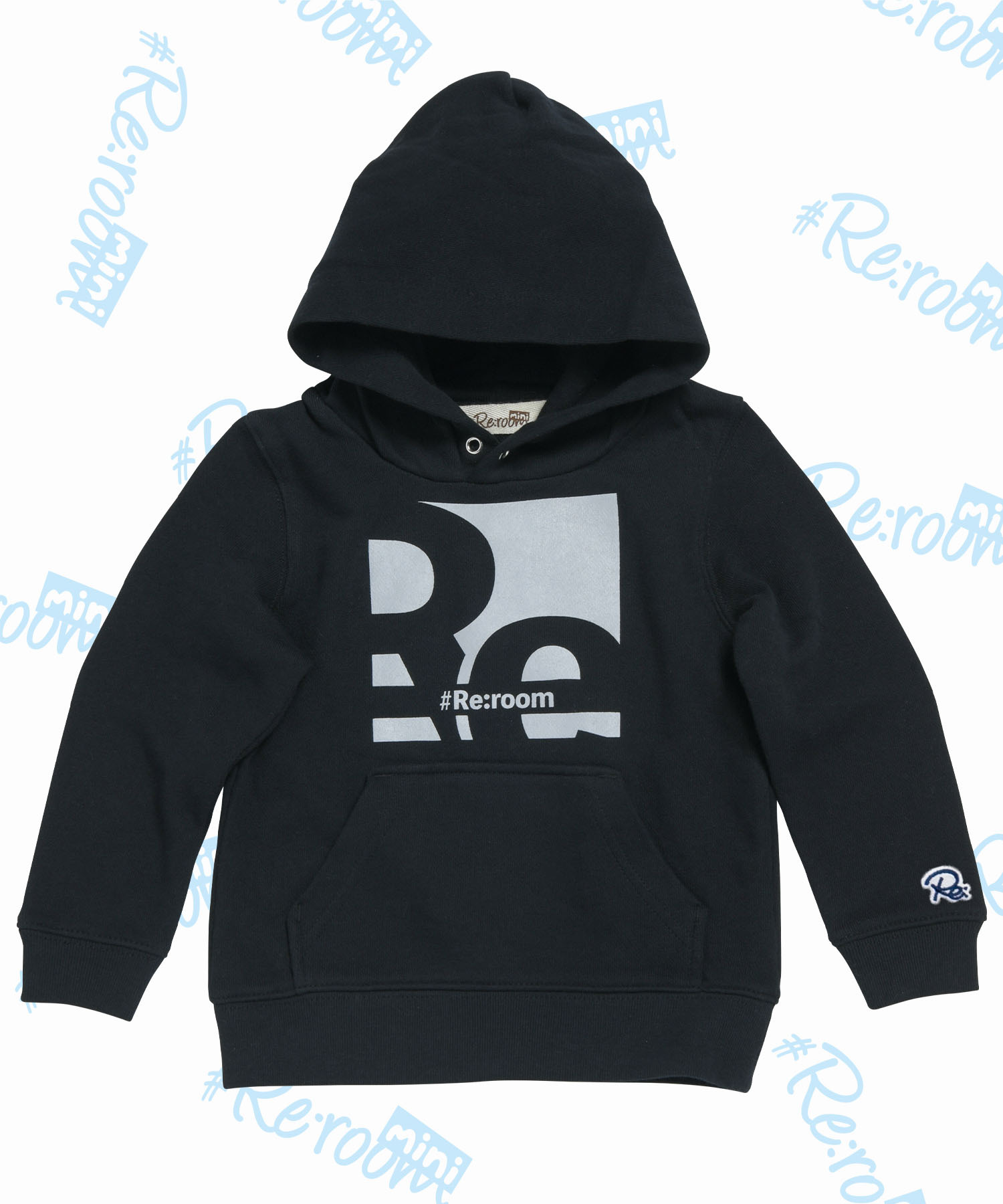 RE BOX ICON SWEAT PARKA[RKC005]