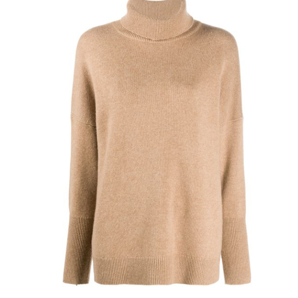 Chinti&Parker Rollneck Knit OATMEAL