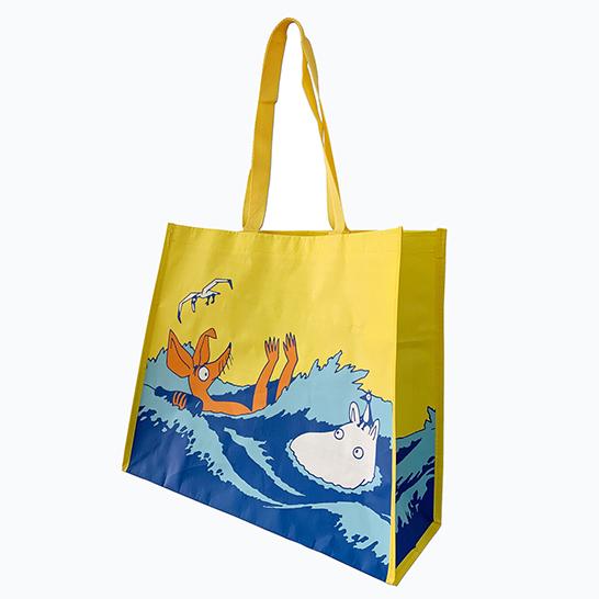 【フィンランド】 ムーミン ショッピングバッグ(OURSEA キャンペーン) トートバッグ エコバッグ