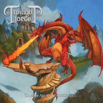 "TWILIGHT FORCE ""Tales Of Ancient Prophecies"""