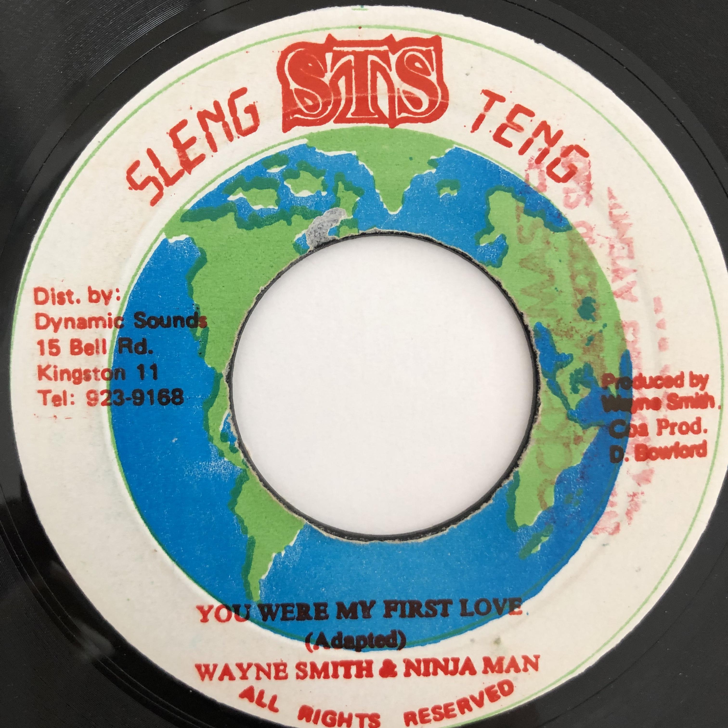 Wayne Smith, Ninjaman - You Were My First Love【7-20093】