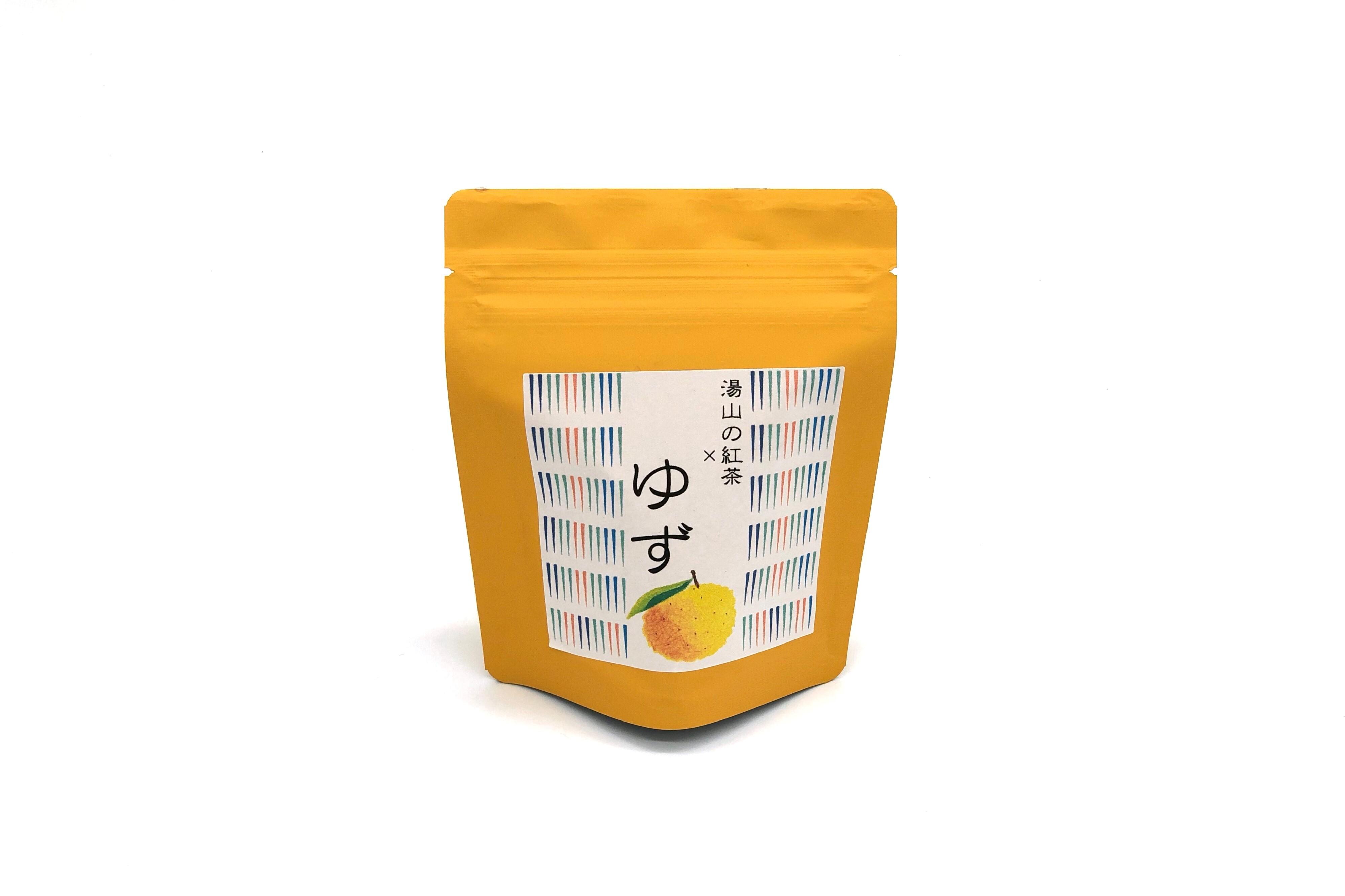 湯山の紅茶/ゆず