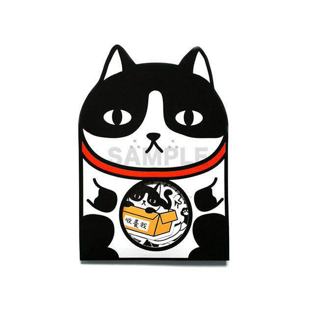 猫ステッカー A