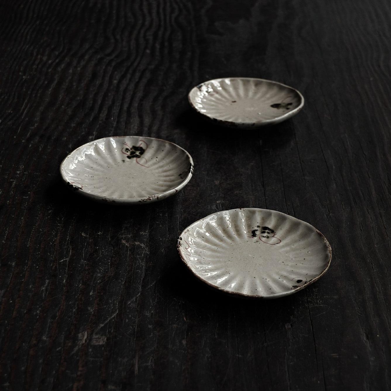 輪花小皿 hirasawa harumi