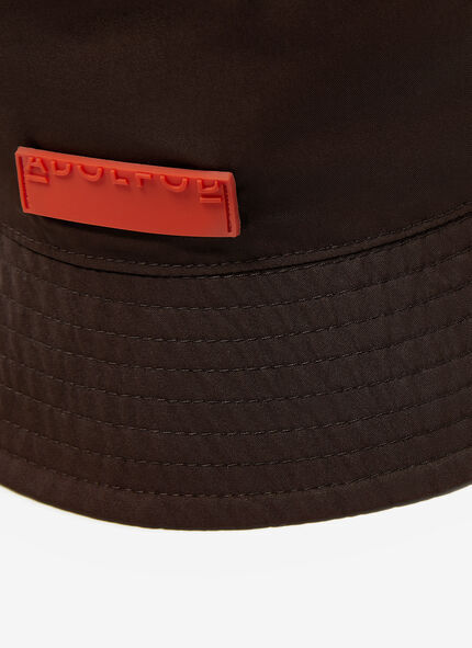 REVERSIBLE BUCKET HAT WITH PRINT
