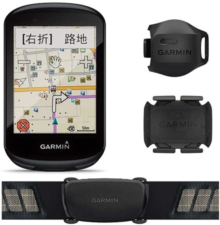 GARMIN(ガーミン) EDGE 830 日本語版 GPSサイクルコンピューター(センサー類付)【送料無料!】
