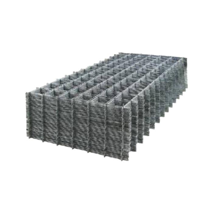 ワイヤーメッシュ 溶接金網(Φ6.0 150×150 1m×2m 100枚入)