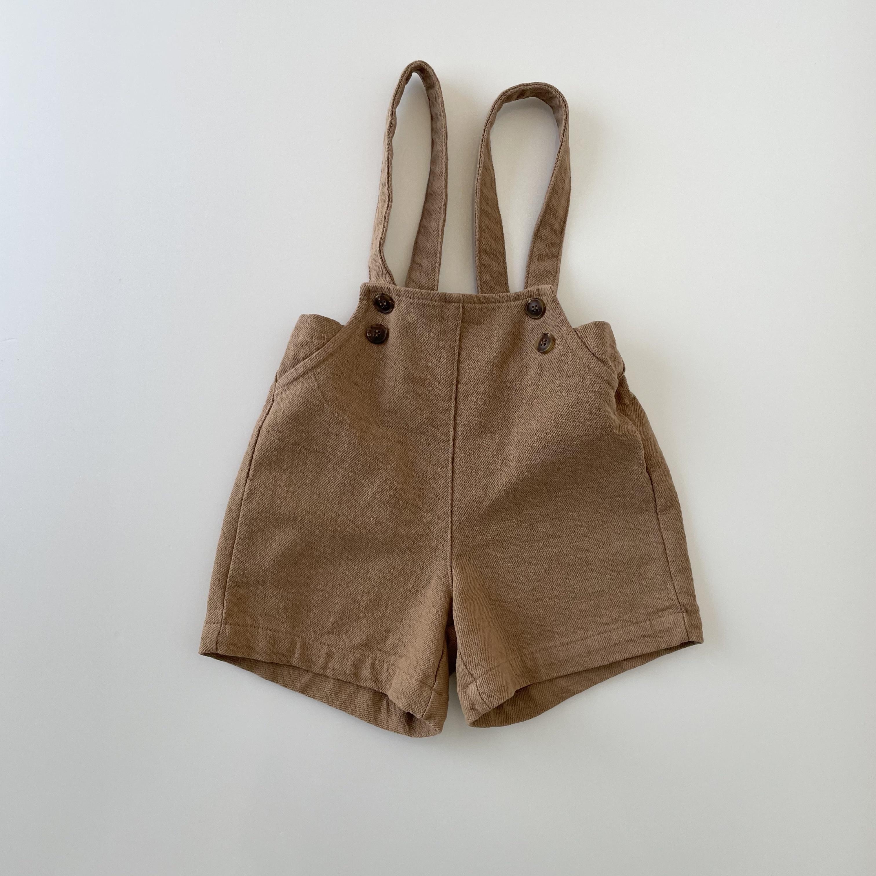 NO.1293 monbebe salopette pants