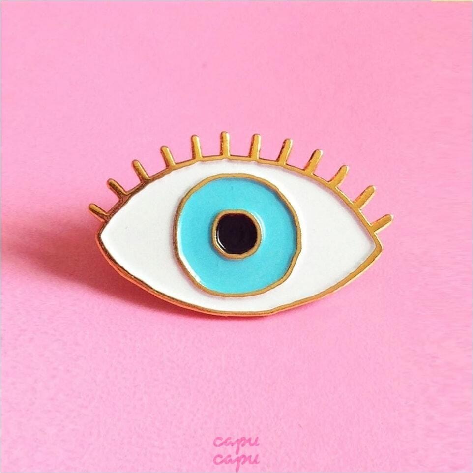 [再入荷] Coucou Suzette Eye Pin