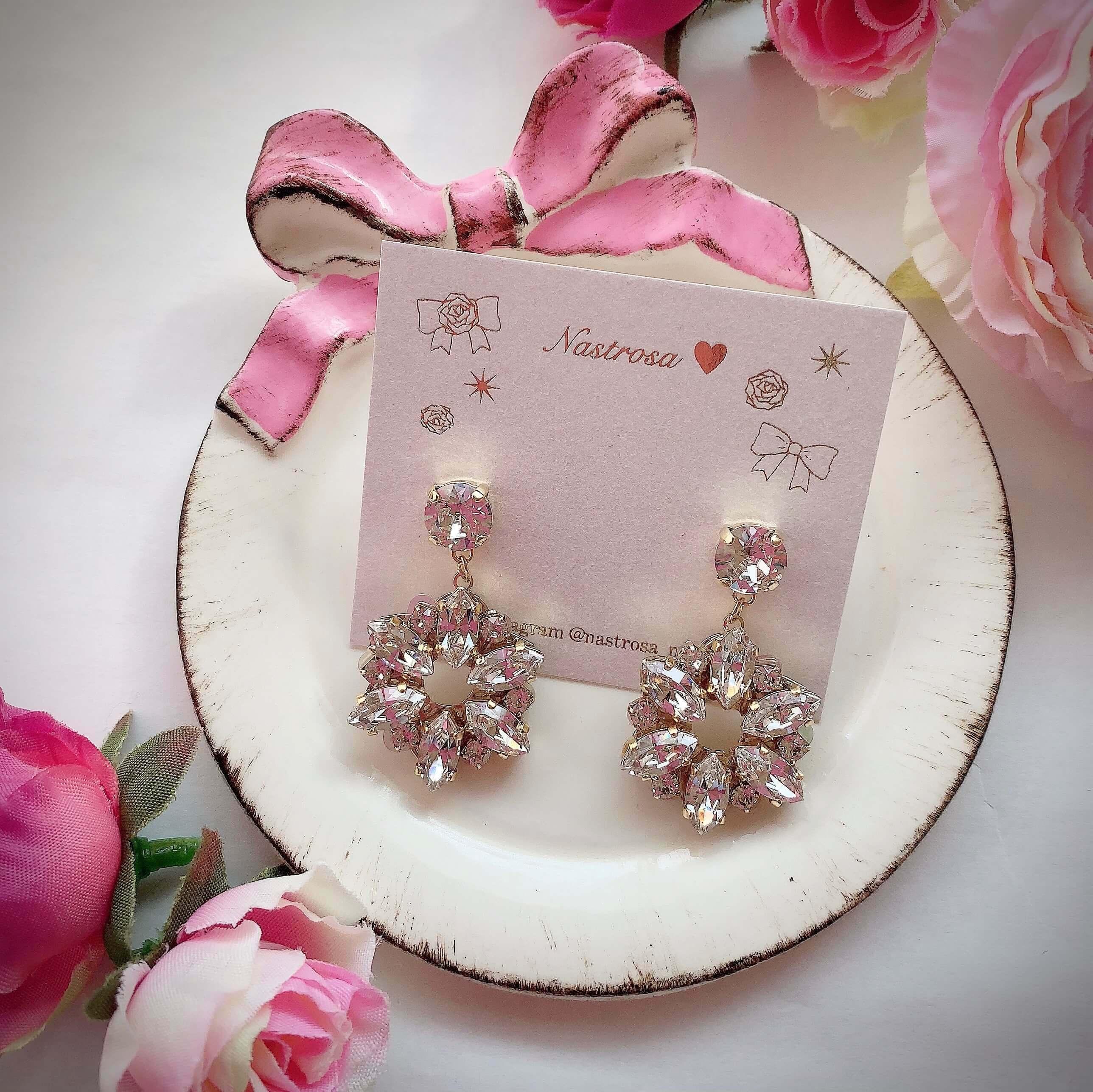 crystal flower♡