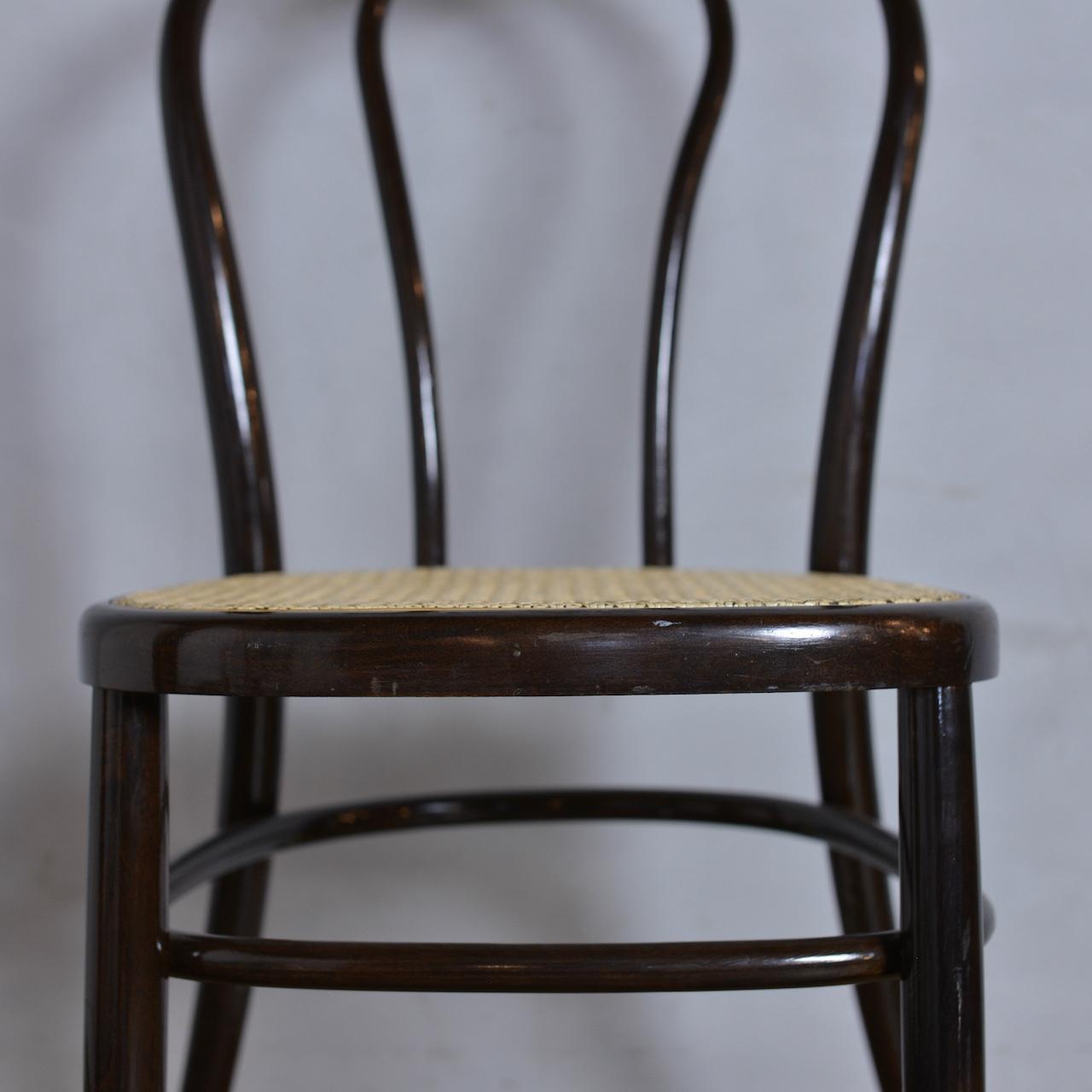 Bentwood Chair / ベントウッド チェア 【B】〈ダイニングチェア・ラタンチェア〉