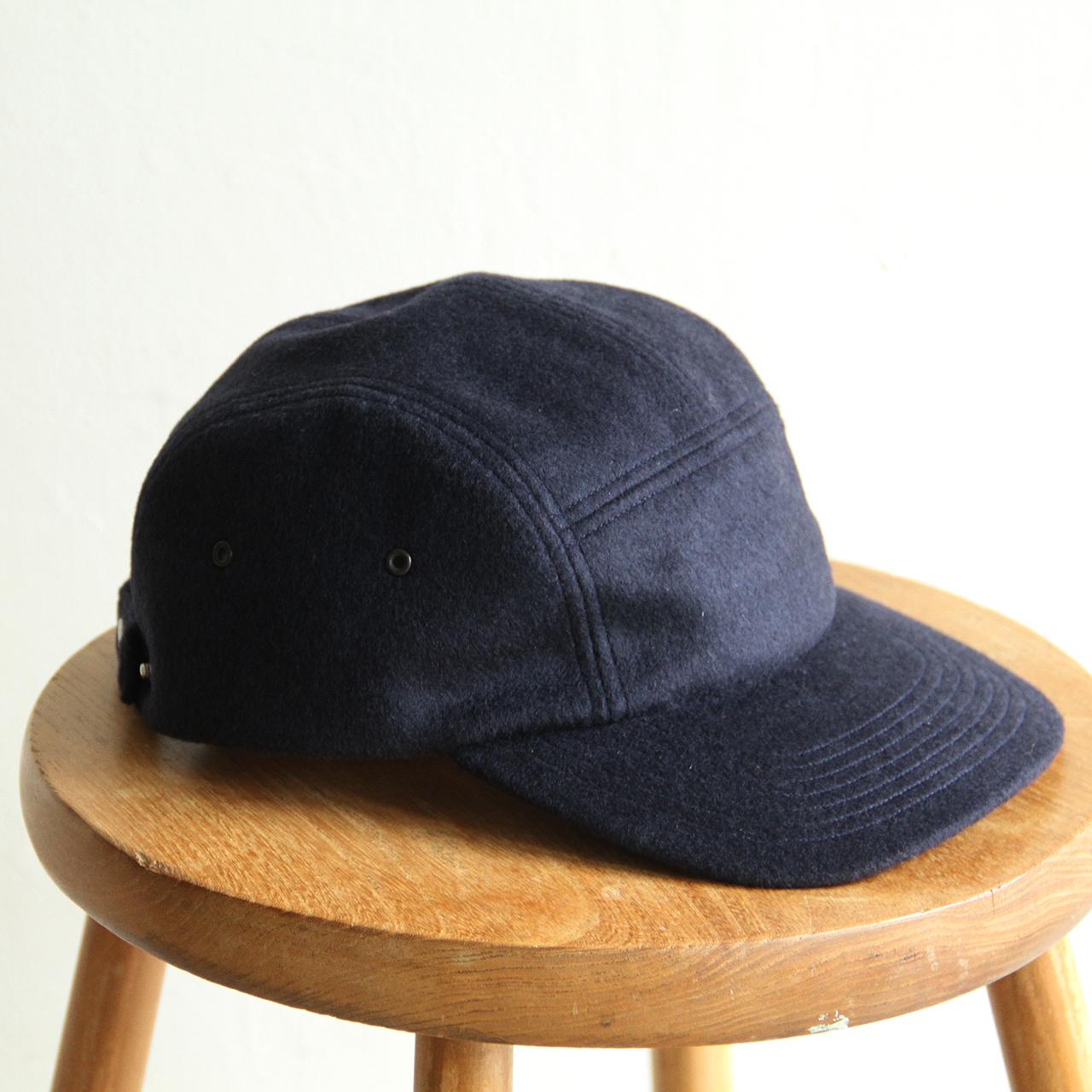 UNION LAUNCH 【 womens 】 wool beaver cap