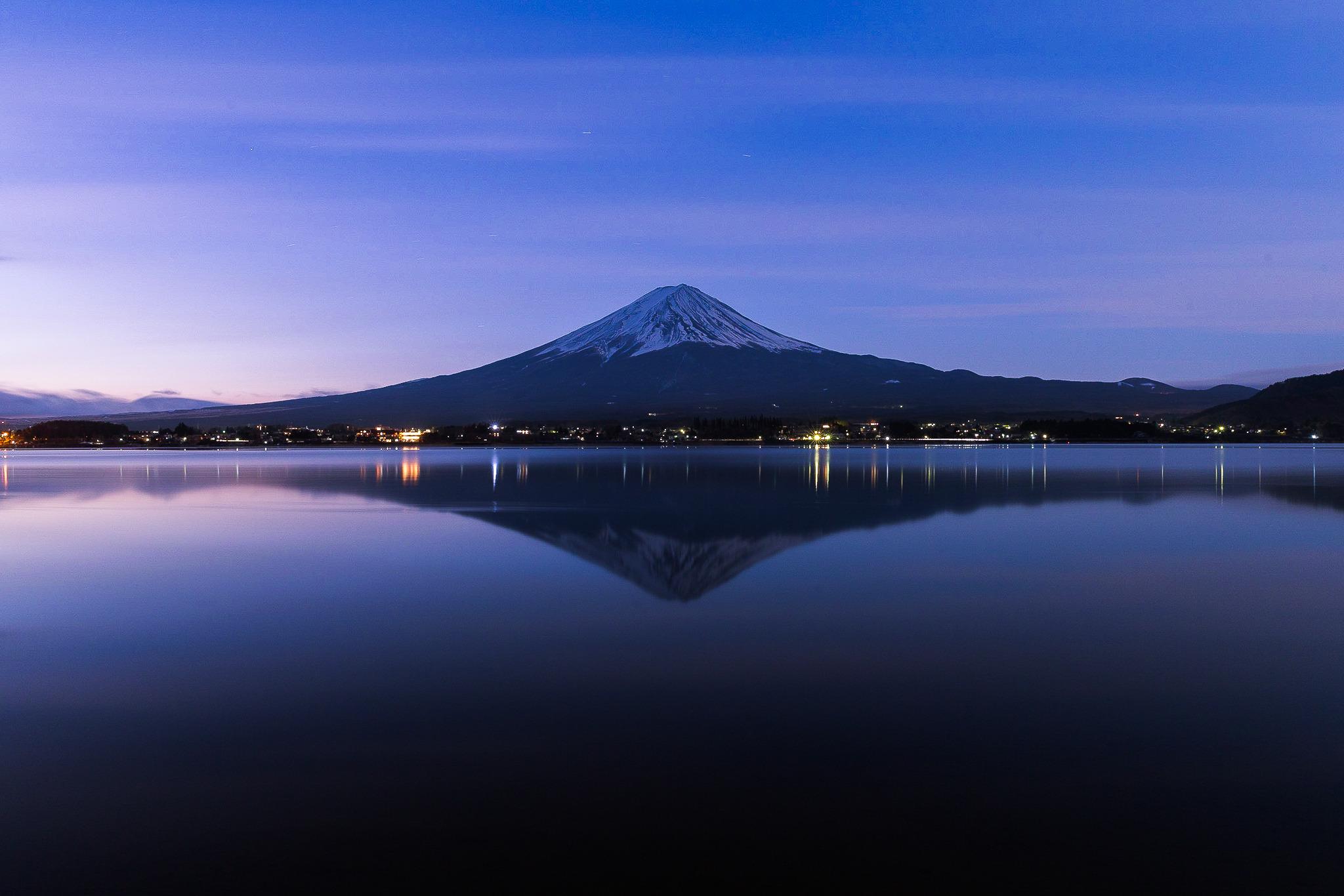 無料 富士山写真007[壁紙 フリー 素材]