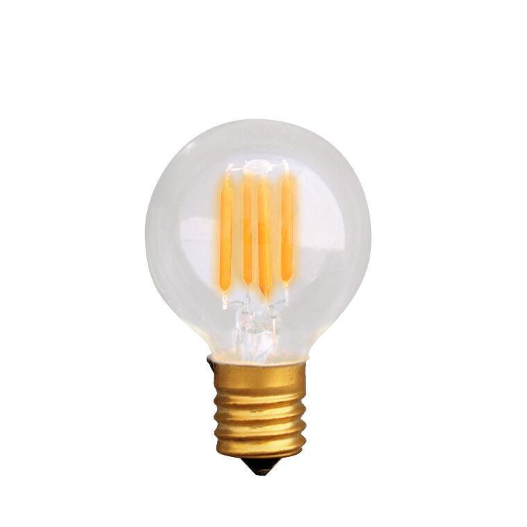 LED ミニブローブ E17 クリア  BRANCH BIT LAMP 用にも