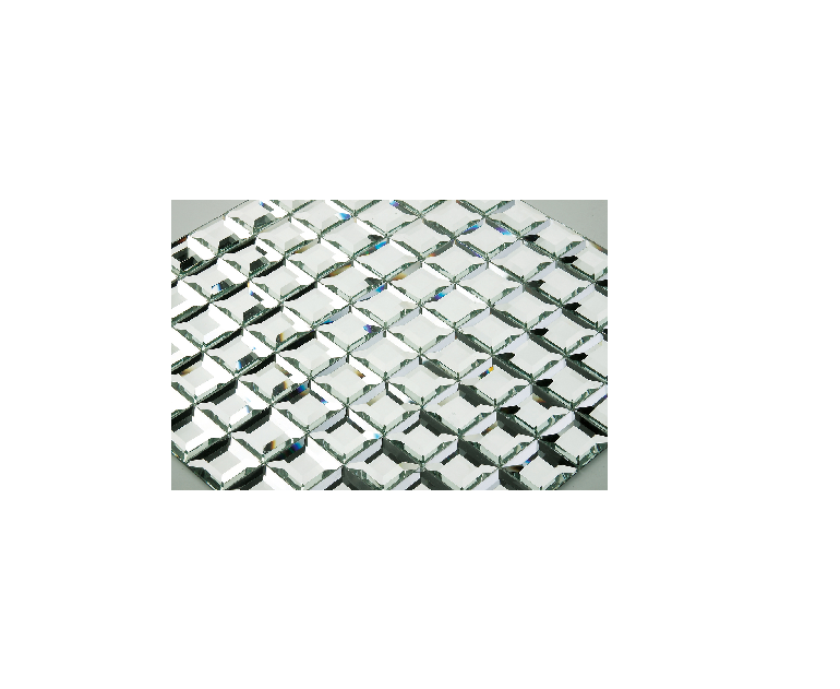 Mirror Glass Tile/30×30×5(5面Cut)
