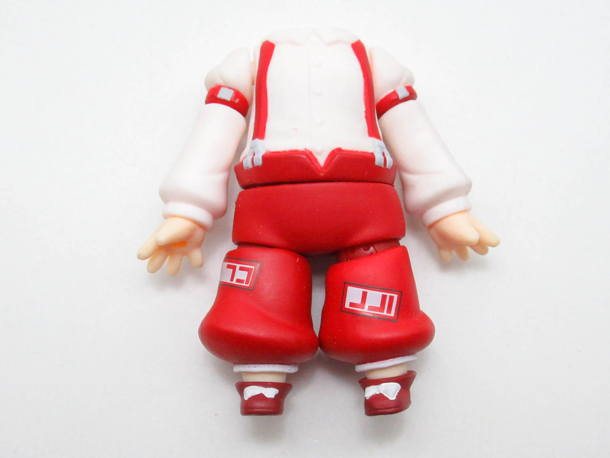 【305】 藤原妹紅 体パーツ 戦闘服 (A−ランク) ねんどろいど