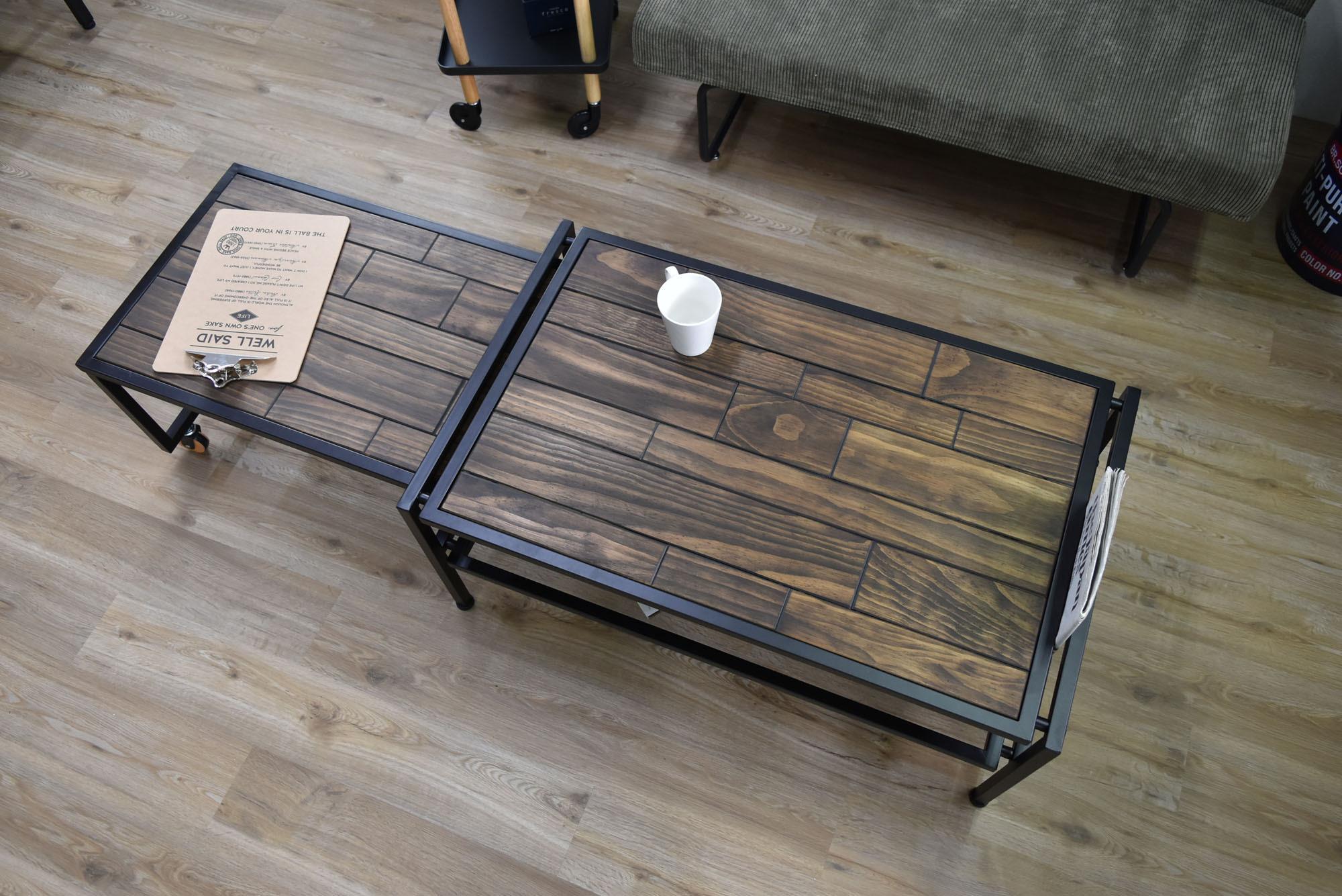Industrial Stretch Table / インダストリアルスタイル インダストリアル 伸縮テーブル