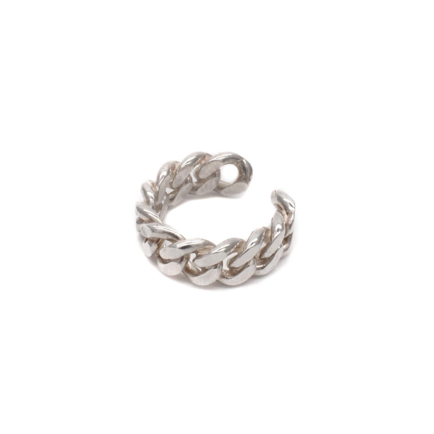Chain Ring&Earcuff