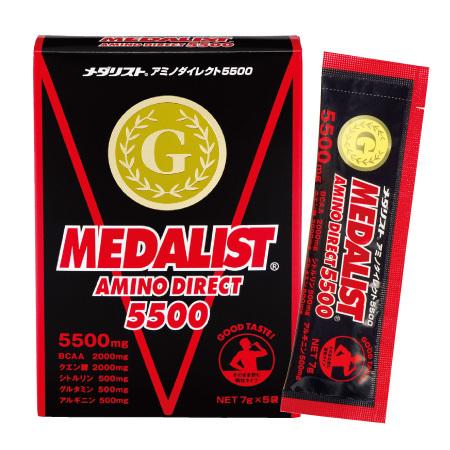 MEDALIST / アミノダイレクト5500 【7g、5袋入り】