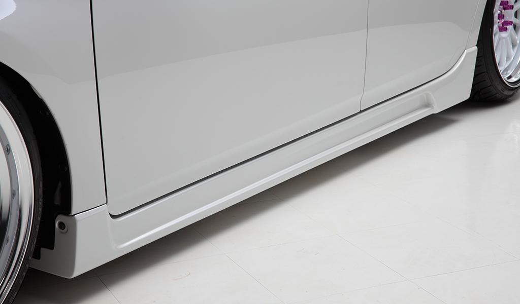 プリウス -ZVW30- サイドステップ