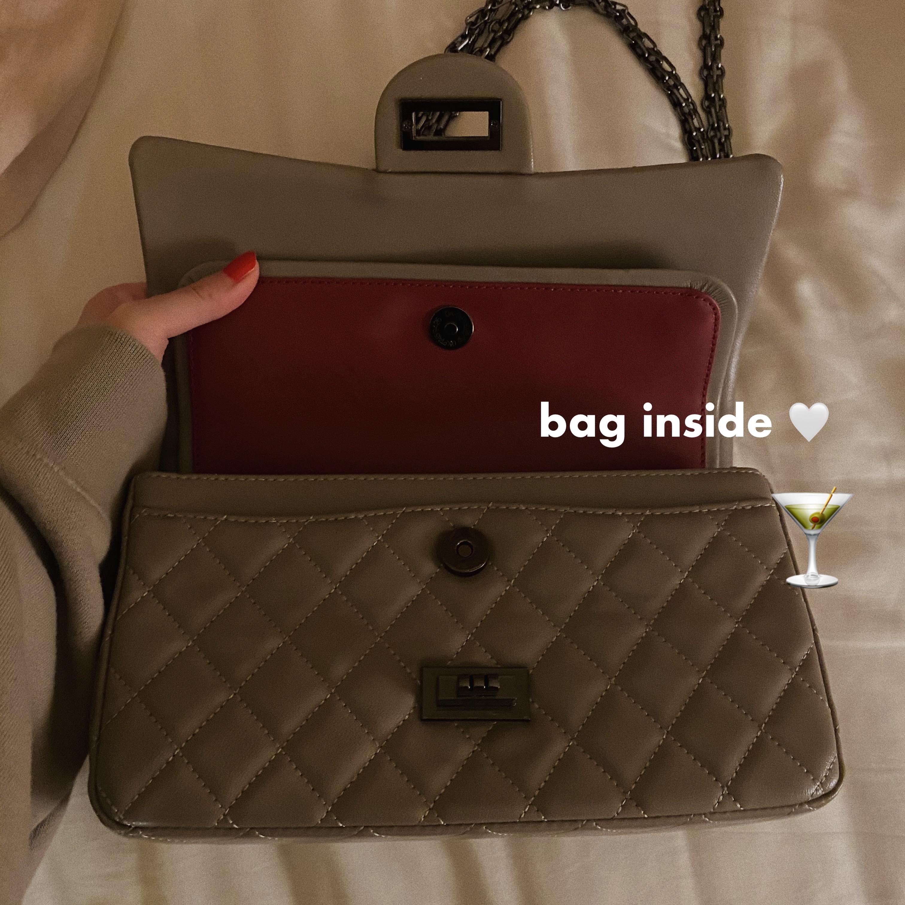 【LAST1】DAYNYC flap bag(gray)