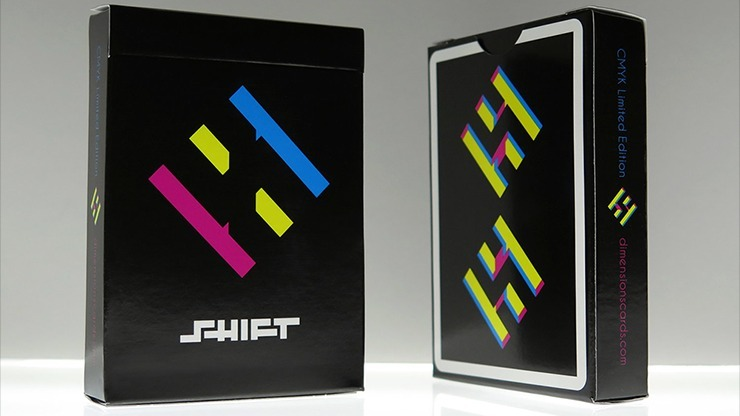 SHIFT Playing Cards by Dimensions(訳あり)
