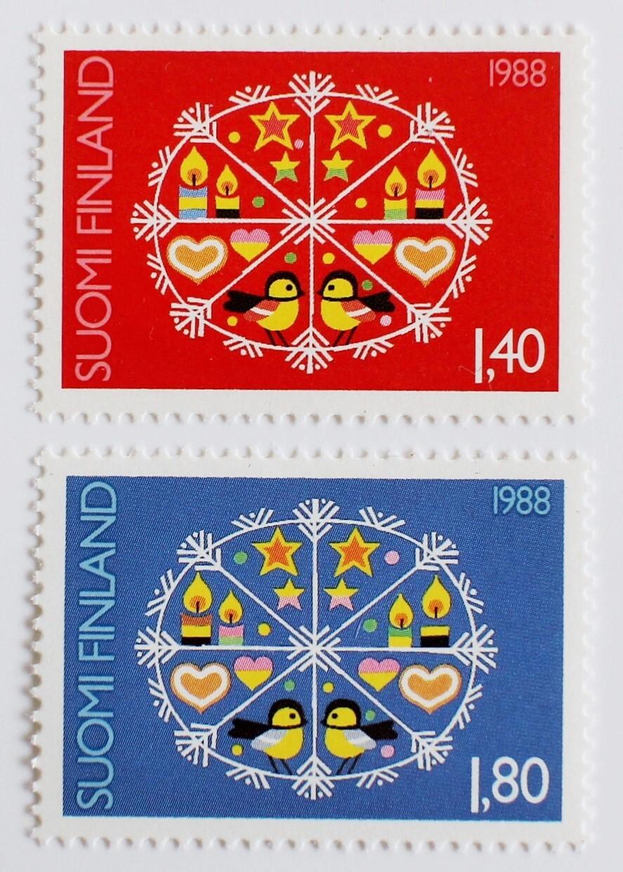 クリスマス / フィンランド 1988