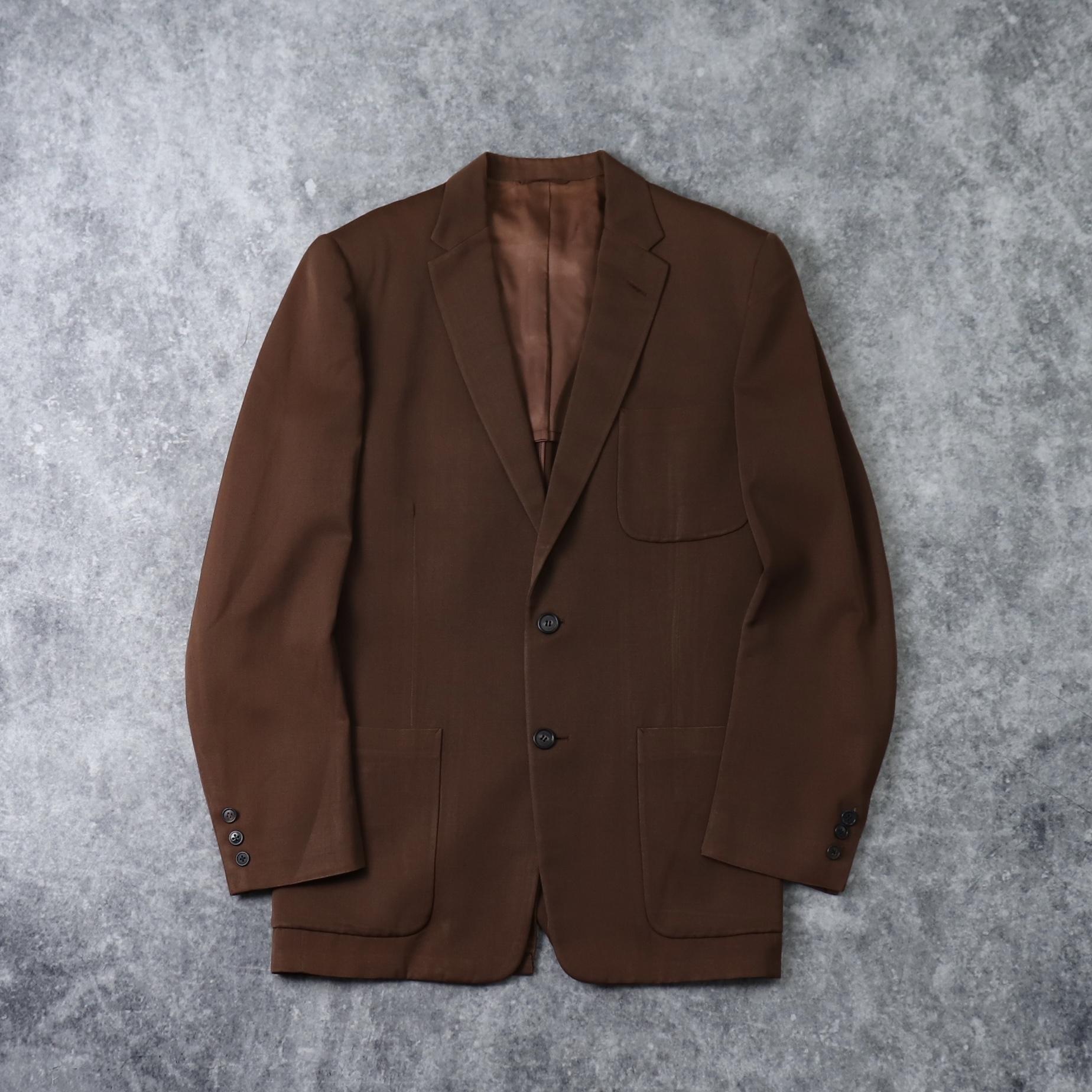 50's ''Bond CLOTHES'' Tailored Jacket 50年代 テーラードジャケット ビンテージスーツ オールドスーツ ビンテージテーラードジャケット A509
