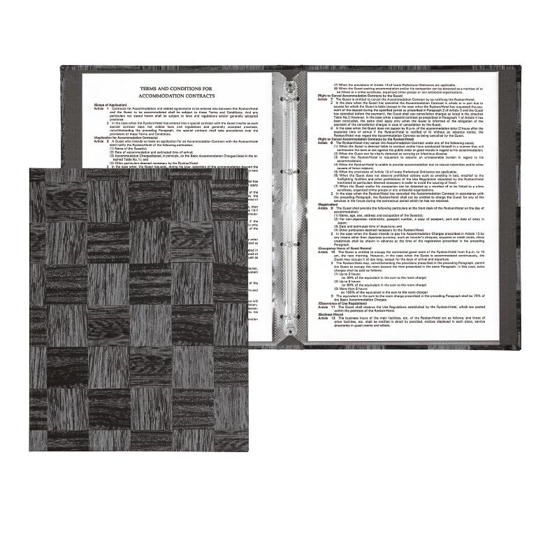 インフォメーションブック LS-1000