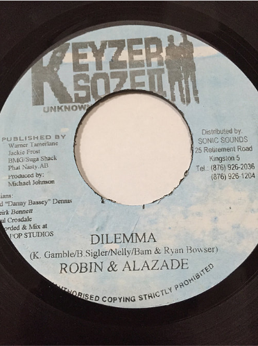 Robin & Alazade - Dilemma【7'】